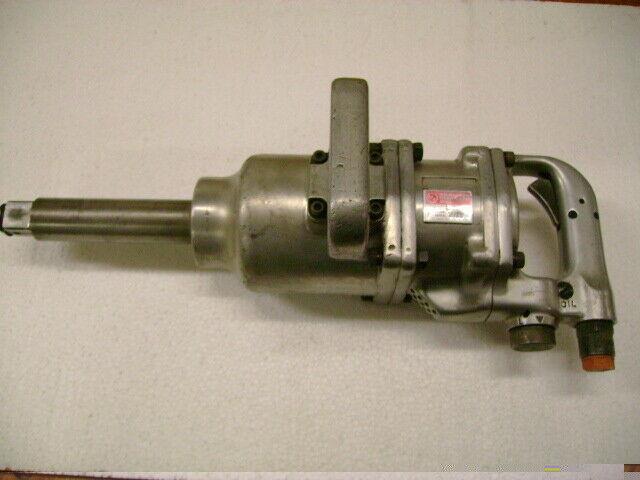 1 Inch Heavy Duty Impact Wrench Milwaukee Pneumatic Mp-183