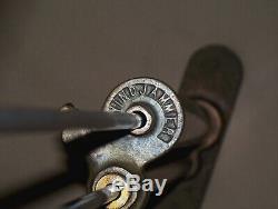 1909 1920 Antique Vtg RARE Ford Model T Brass T-1368 Tire Air Pump Tool CLEAN