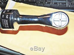 1979 NOS Snap on 3/8 Drive Impact Ratchet Wrench FAR 70B