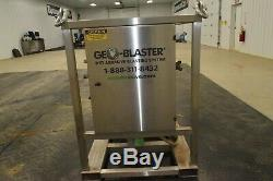 2016 Geo Blaster GB400 Abrasive Blaster Wet Mobile Blasting System, Sandblaster