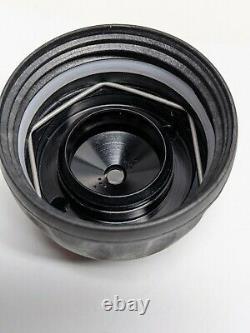 2020 Walcom Genesi Carbonio 360 Light HTE Base Spray Gun (like Devilbiss TEKNA)