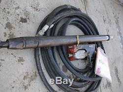 3 Ditch Witch Pierce Airrow Arrow Grundomat Mole Pneumatic Underground Missile
