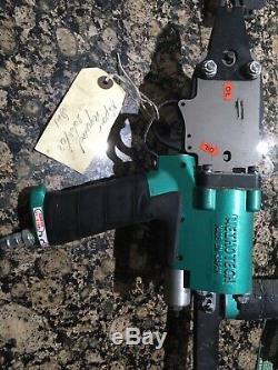 4 X USED Pneumatic Hog Ring C Ring C Clip Air Gun Plier Tools