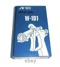 ANEST. IWATA W-101 kiwami 1.5mm EXCELLENT