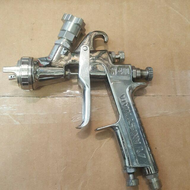 Anest Iwata W-400-132g 1.3mm Gravity Spray Gun Without Cup Center Cup Guns #6
