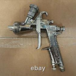 ANEST IWATA W-400-142G 1.4mm Gravity Spray Gun without Cup Center Cup Guns #1