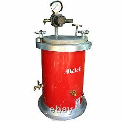 ARBE WAX INJECTOR USED WORKING CONDITION 4 Quart air pressure WAX MOLD CASTING