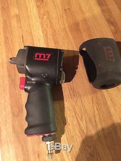 Air Tool Bundle M7 1/2 & 3/8 Not For Sure On Brand & Craftsman Sander & Ratchet