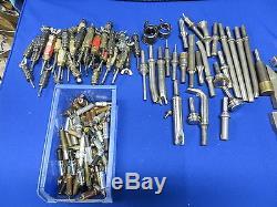 Aircraft Rivet Tools Bucking bars, Sets, Clecos, Rivnuts