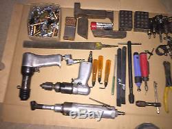 Aircraft Sheet Metal Tools Dotco