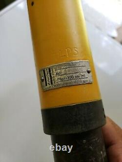 Aircraft Tool Atlas Copco Recoiless Rivet gun RRH-10P, 498 Shank