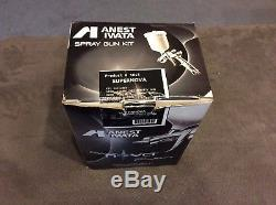 Anest IWATA LS-400 Supernova Spray Gun with 1000ml Aluminium Cup