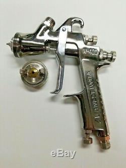 Anest Iwata 1.4 W 400 Lv2 Automotive Paint Spray Gun Lph-400 Used