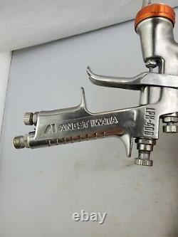 Anest Iwata LPH-400 1.3 Spray Gun with Orange Tip & Cup (No Lid)