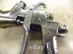 Anest Iwata LPH-400 Gravity Spray Gun 400-lvx Orange Cap