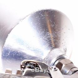 Anest Iwata LPH-400 HVLP Air Pneumatic Gravity Feed Paint Spray Gun & Hopper