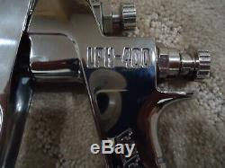 Anest Iwata LPH-400 Paint Spray Gun Excellent Condition