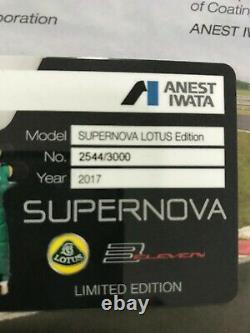 Anest Iwata LS-400 Lotus Limited Edition buse Guns 1.3