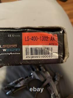 Anest Iwata LS-400 Pininfarina HVLP Hybrid Spray Gun Used Read Description
