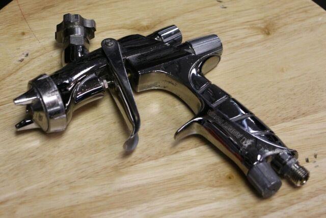Anest Iwata Ls-400 Pininfarina Hvlp Spray Gun Free Shipping