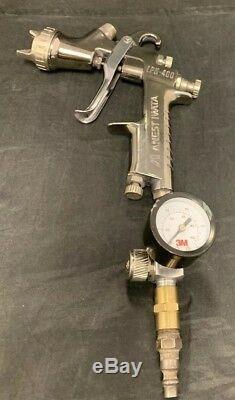 Anest Iwata Lph 400 Hvlp 1.3 Paint Spray Gun