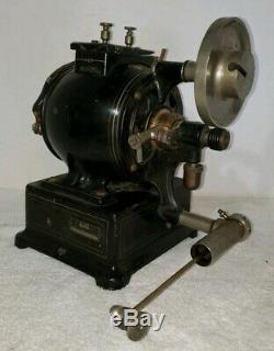 Antique Vintage Electric Victor Motor Rheostat Dental Air Compressor Original
