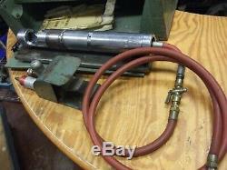 Ati At520jk Aircraft Rigging Cable Swager Pneumatic Tool Kit Ball Swaging At520j