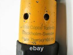 Atlas Copco LBB16 EPX033 Mini Compact Drill 3300 RPM Aircraft Tools