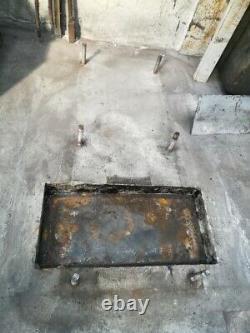 BECHE L2 AIR PNEUMATIC BLACKSMITH POWERHAMMER 50kg POWER hammer