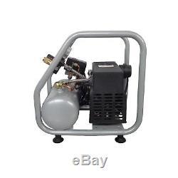 CALIFORNIA AIR TOOLS 1P1060SP Light & Quiet Air Compressor USED