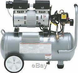 CALIFORNIA AIR TOOLS 5510SE Ultra Quiet & Oil-Free Air Compressor -USED