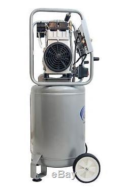 California Air Tools 10020C Ultra Quiet & Oil-Free Air Compressor-USED
