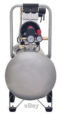 California Air Tools 15020C 2 Hp Ultra Quiet Air Compressor USED