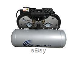 California Air Tools 4610A-H Ultra Quiet, Oil-Free Compressor USED