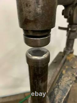 Chicago Pneumatic 12 Planishing Hammer Pedestal, Air, Tooling & Dies, Vintage