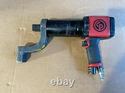 Chicago Pneumatic/RAD Gun Pneumatic Torque Wrench PLARAD Model 6626 1 Dr