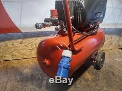 Clarke Ranger Air Compressor 240v tools FREE POSTAGE Tested Working
