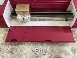Cricut Explore Air 2 Smart Cut Machine Wild Rose Hot Pink WithTools And Mat