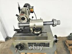 CutterMaster Tool and Cutter Grinder with Air Bearing and Steel Table