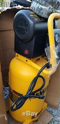 DEWALT D55168 15 Gallon Portable Electric Workshop Compressor