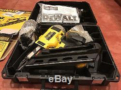 DEWALT DCN692M1 20V MAX LITHIUM ION XR DUAL SPEED CORDLESS FRAMIMNG NAILER NoRES