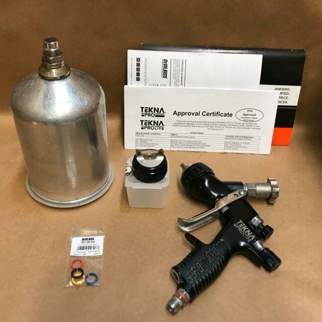 Devilbiss 703566 Tekna Prolite High Efficiency Spray Gun