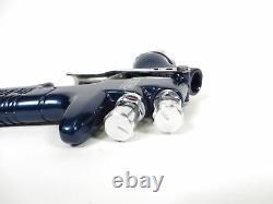 DeVilbiss Basecoat Paint Spray Gun Tekna HVLP HV20 Blue