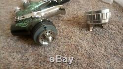 DeVilbiss GTI PRO LITE SPRAY GUN, TE20, 1.3mm, SPRALIEN LIMITED EDITION