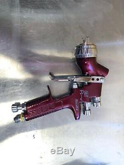 DeVilbiss GTi PRO Spray Gun Base coat T2B-13 T2 Air cap 1.3