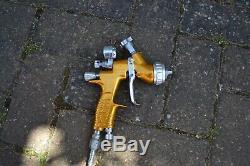 DeVilbiss GTi Pro LITE Digital Spray Gun, High Efficiency TE20, Pro 200-13