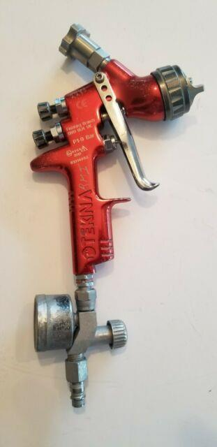 Devilbiss Tekna P1-9 Bar Bh11 9lh Paint Spray Gun 1.3 Mm Tip