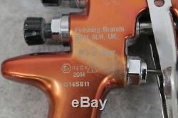DeVilbiss Tekna P1-9 Bar BH11 9LH Paint Spray Gun Size 13 Needle