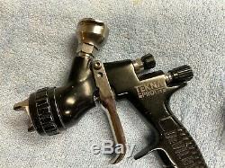 DeVilbiss Tekna ProLite Paint Spray Gun TE10 Air Cap PRO-200-12 Tip 1.2