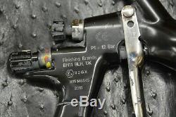 DeVilbiss Tekna ProLite Paint Spray Gun TE20 Air Cap 1.2 Tip FREE S/H 1Y WARRANT